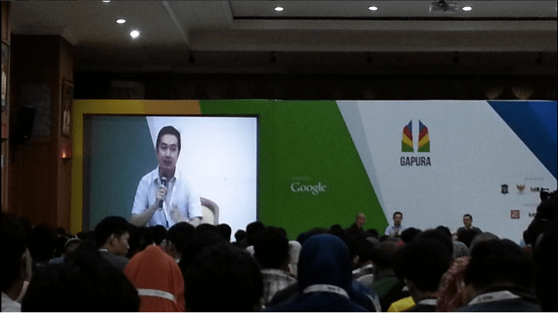 BRAND FOR SMALL AND MEDIUM BUSINESS: VISUALCAST ON GOOGLE GAPURA 2015